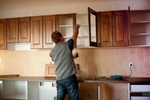 Barrington Kitchen Cabinet Installation